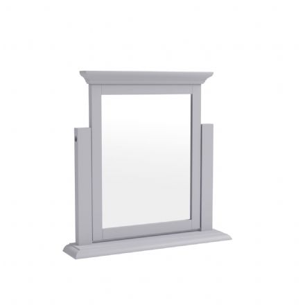 Brampton Grey Trinket Mirror